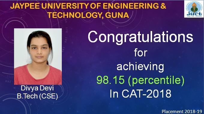 Jaypee University of Engineering and Technology, Guna